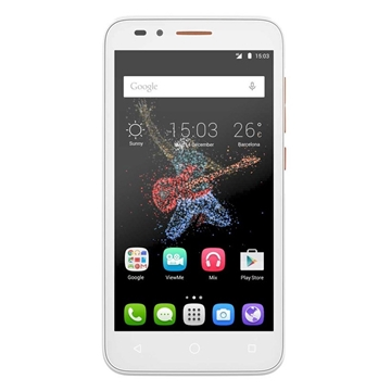 """Picture of Alcatel Onetouch Go Play 7048S (4G/LTE, 5.0"""", IP67) - Orange White"""