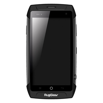 Picture of RugGear RG730 (4G/LTE, IP68) - Black