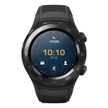 Picture of Huawei Watch 2 4G Sport Strap - Carbon Black
