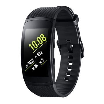 Samsung Gear Fit 2 Pro (Small) - Black