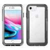 Picture of Pelican Voyager iPhone 6/6S/7/8 case - Clear/Grey
