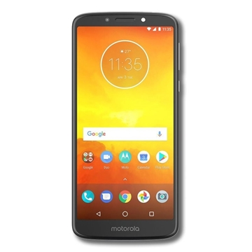 Picture of Motorola Moto E5 (Dual SIM 4G/3G, 16GB/2GB) - Flash Grey