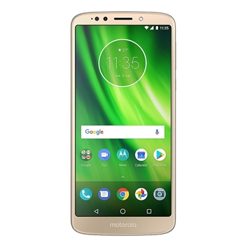 Picture of Motorola Moto G6 Play (DUAL SIM 4G/3G, 32GB/3GB) - Fine Gold