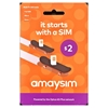 Picture of Amaysim Prepaid SIM-only Pack