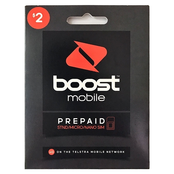 Boost Prepaid SIM Starter Kit