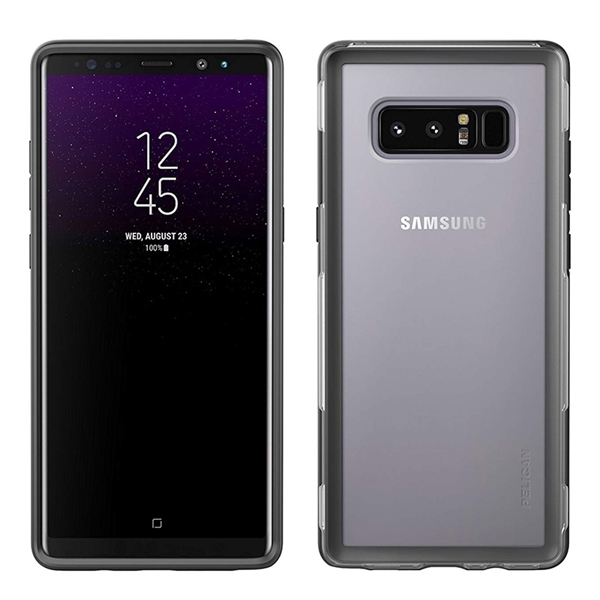 Picture of Pelican Samsung Galaxy Note 8 Adventurer Case - Clear/Black