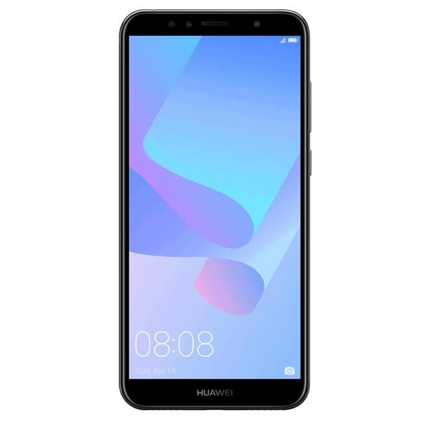 Picture of Huawei Y6 2018 (Dual Sim 4G/3G, 16GB/2GB) - Black