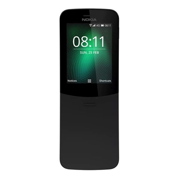 Picture of Nokia 8110 4G (4G/LTE, 4G/512M) - Black