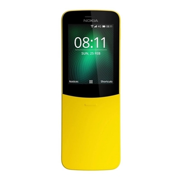 Picture of Nokia 8110 4G (4G/LTE, 4G/512M) - Yellow