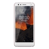 Nokia 3.1 Android One (4G/LTE, 16GB/2GB) - White/Iron