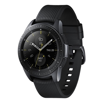 Picture of Samsung Galaxy Watch SM-R810NZKAXSA 42mm Bluetooth - Midnight Black