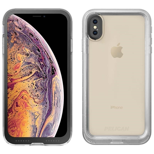 Picture of Pelican iPhone Xs Max Marine Case - Clear