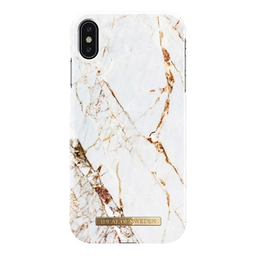 Picture of iDEAL OF SWEDEN CARRARA GOLD - iPhone XS Max