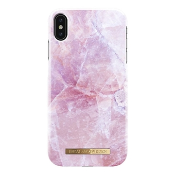 iDEAL OF SWEDEN iPhone XS Max - PILION PINK MARBLE