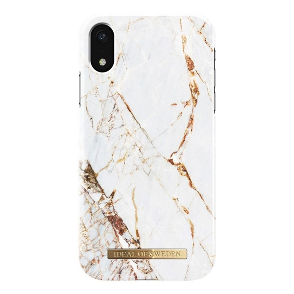 9b97014c82 Picture of iDEAL OF SWEDEN iPhone XR - CARRARA GOLD