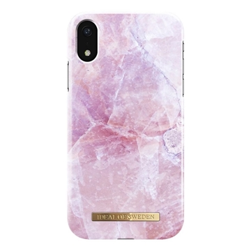 iDEAL OF SWEDEN iPhone XR - PILION PINK MARBLE