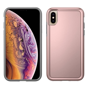 Picture of Pelican Adventurer iPhone X/XS case - Rose Gold/Grey