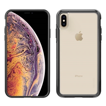 Picture of Pelican Adventurer iPhone XS MAX case - Clear/Black
