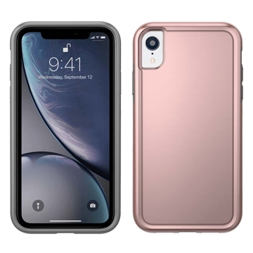 Picture of Pelican Adventurer iPhone XR case - Rose Gold/Grey
