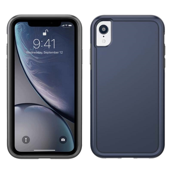 Picture of Pelican Adventurer iPhone XR case - Navy/Grey