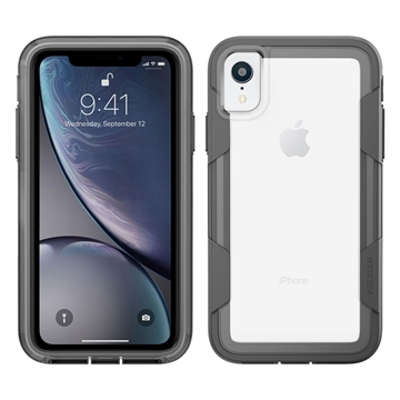 Picture of Pelican Voyager iPhone XR case - Clear/Grey