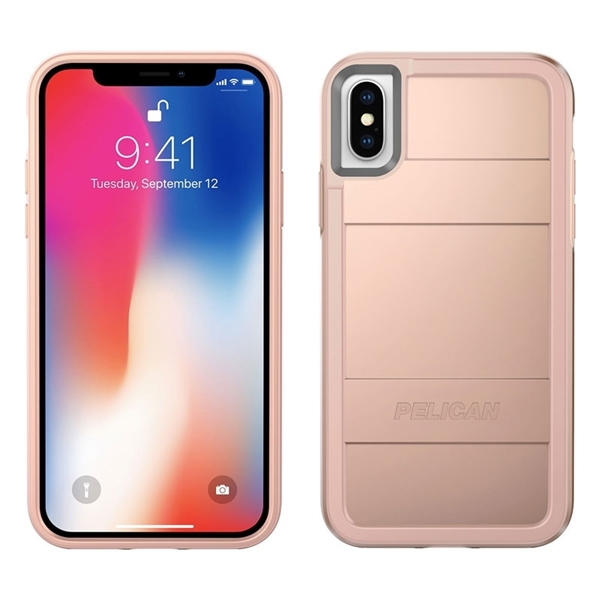 Picture of Pelican Protector iPhone X/XS case - Rose Gold
