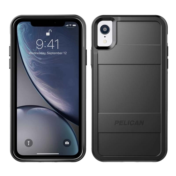 Picture of Pelican Protector iPhone XR case - Black