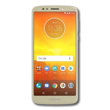 Picture of Motorola Moto E5 (Dual SIM 4G/3G, 16GB/2GB) - Fine Gold