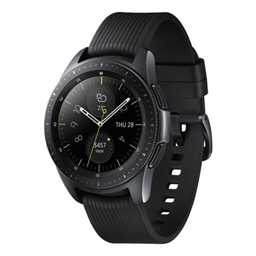 Picture of Samsung Galaxy Watch SM-R815FZKAXSA 42mm LTE - Midnight Black