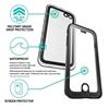 Pelican Marine case for iPhone 8+ Plus / 7+ Plus - Clear/Black