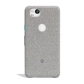 Google Pixel 2 Fabric Case - Cement