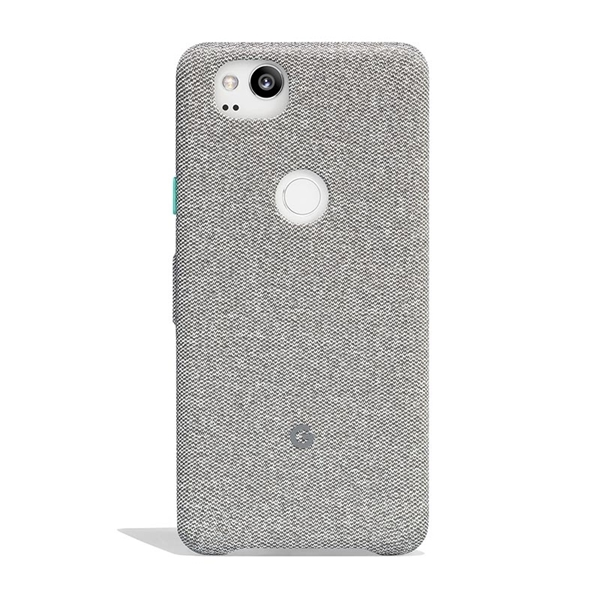 Picture of Google Pixel 2 Fabric Case - Cement