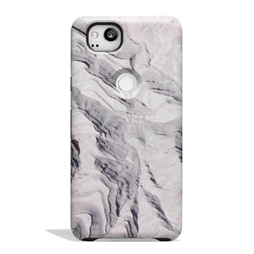Google Pixel 2 Earth Live Case - Rock