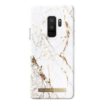 iDEAL OF SWEDEN for Samsung Galaxy S9+ Plus - CARRARA GOLD