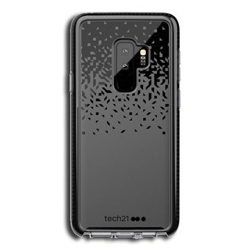 Picture of Tech21 Evo Max case for Samsung Galaxy S9+ Plus - Charcoal Black