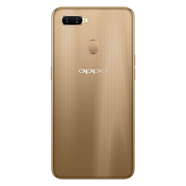Picture of OPPO AX7 (Dual Sim 4G/3G, 64GB/4GB) - Glaring Gold