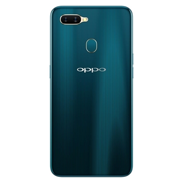 Picture of OPPO AX7 (Dual Sim 4G/3G, 64GB/4GB) - Glaze Blue