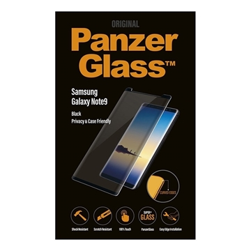 Picture of PanzerGlass Samsung Note 9 Privacy Glass Screen Protector
