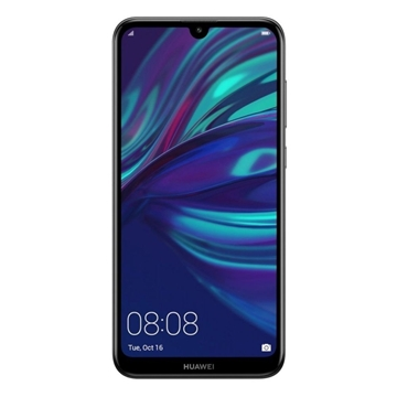 Picture of Huawei Y7 Pro 2019 (Dual 4G Sim, 32GB/3GB) - Black