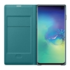 Picture of Samsung Galaxy S10 LED View Wallet Cover - Green