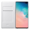 Samsung LED View Wallet Cover for Galaxy S10+ Plus - White