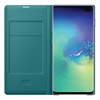 Samsung LED View Wallet Cover for Galaxy S10+ Plus - Green