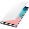 Picture of Samsung Galaxy S10 LED View Wallet Cover - White