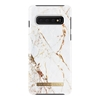 Picture of iDEAL OF SWEDEN  Fashion case for Samsung Galaxy S10 - CARRARA GOLD