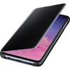 Samsung Galaxy S10e Clear View Cover - Black