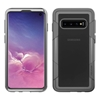 Pelican Voyager case for Samsung Galaxy S10 - Clear/Grey