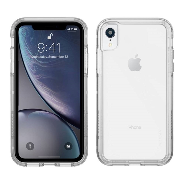 Picture of Pelican Adventurer iPhone XR case - Clear