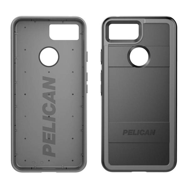 Picture of Pelican Protector Google Pixel 3 - Black/Grey