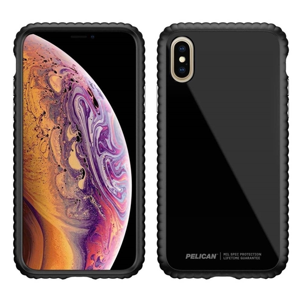 Picture of Pelican Guardian iPhone X/XS case - Black