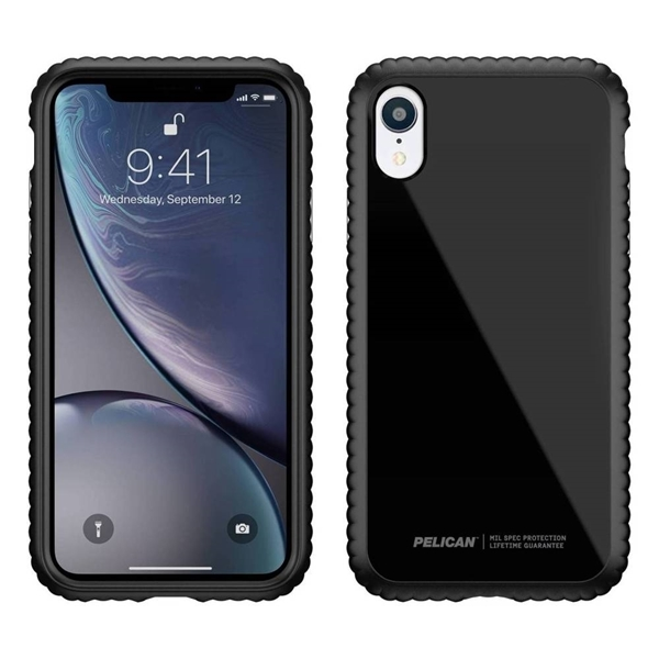Picture of Pelican Guardian iPhone XR case - Black